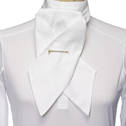 Untied Stock Tie